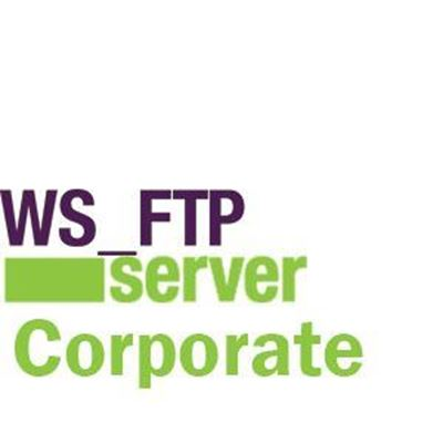 WS_FTP Server Corporate + 3 Year Support